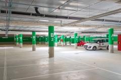 Humanitas-University-segnaletica-per-parcheggi-decorazione-pilatri-con-verniciatura-3